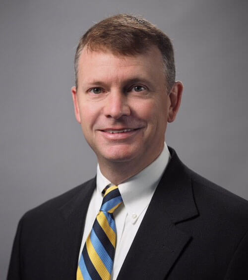 professional headshot image for attorney Jeff Rutledge