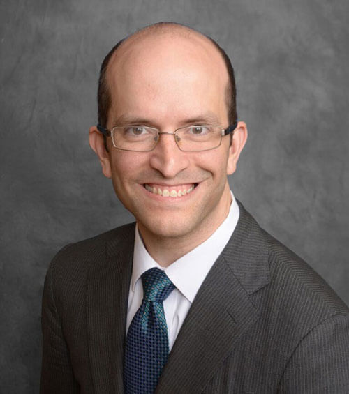 professional headshot image for attorney Kort Peterson